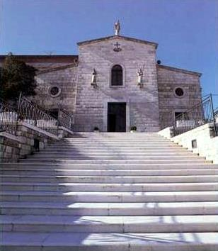 Church of S. Elia a Pianisi