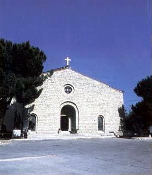 Church of Campobasso-Monti