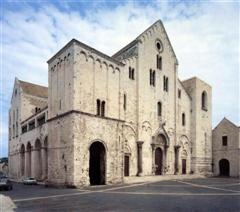 Basilica of St Nicholas in Bari